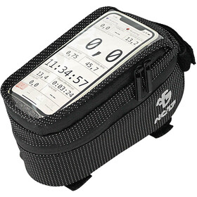NC-17 Connect Smartphone Top Tube Bag black dot